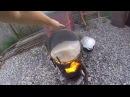 Как обжечь подготовить новый чугунный казан 6 литровый Наманган