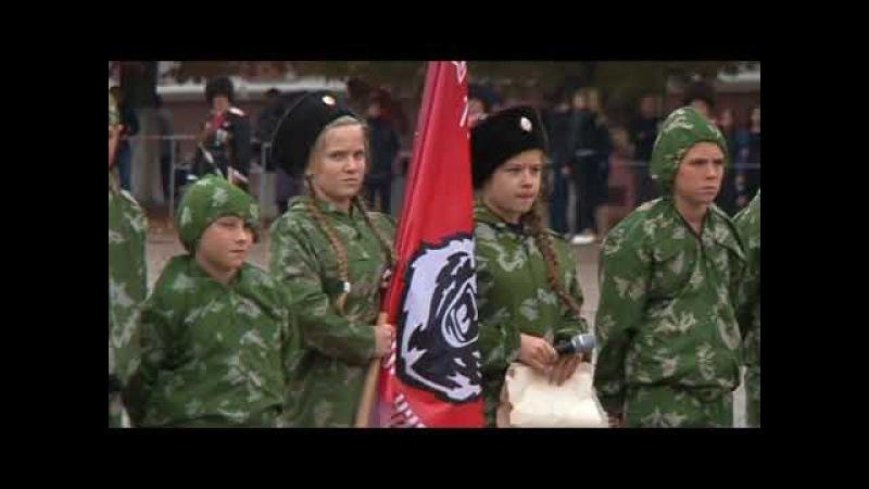 Казачий военно патриотический клуб Казачья слобода Курганинский район