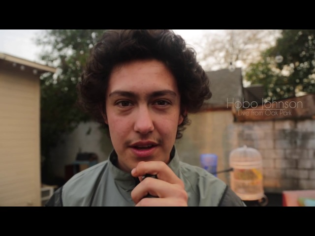 Hobo Johnson- Romeo Juliet (Live from Oak Park)