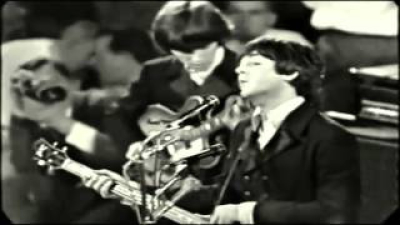 The Beatles Yesterday Live 1965