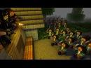 ВЫЖИТЬ В ЗОМБИ АПОКАЛИПСИСЕ Minecraft 7 - НАПАЛИ НА ЛАГЕРЬ
