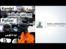 Demonstration in Kandel Gewalt gegen Polizei IS verbrennt Menschen bei lebendigem Leibe