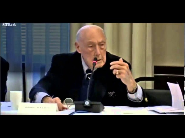 Admiral Ace Lyons -- The Video This Administration DOESN'T want America to see. Retired US Admiral James Lyons 2/11/2015 -- Адмирал Рейнс Лайонс про ислам islam