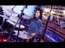 Shakira Whenever Wherever Drum Cover by Nur Amira Syahira