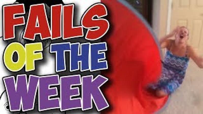 Best Fails of the Week - How to Fold a Quechua (December 42017) | LotOfLaughsTv