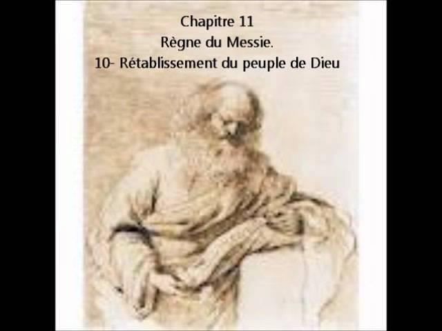 1 partie du livre Esaie en audio