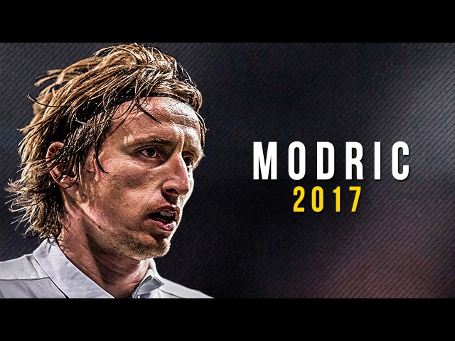 Luka Modric ● The Genius ● Fantastic Skills 2017 | HD