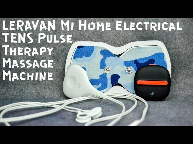 Xiaomi Leravan magic touch II Электро-массажер IIОБЗОР II Мышечный стимулятор Leravan II 1000 р. ||