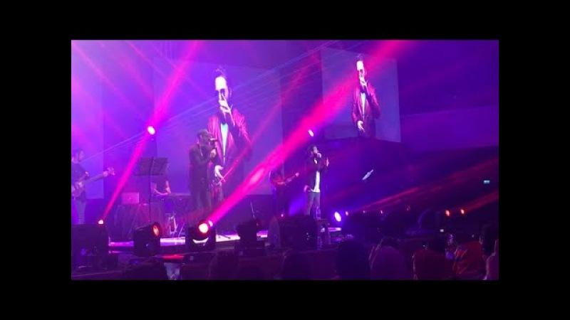 Masih Arash AP - To Ke Nisti Pisham - Live (مسیح و آرش - تو که نیستی پیشم - اجرای ز16