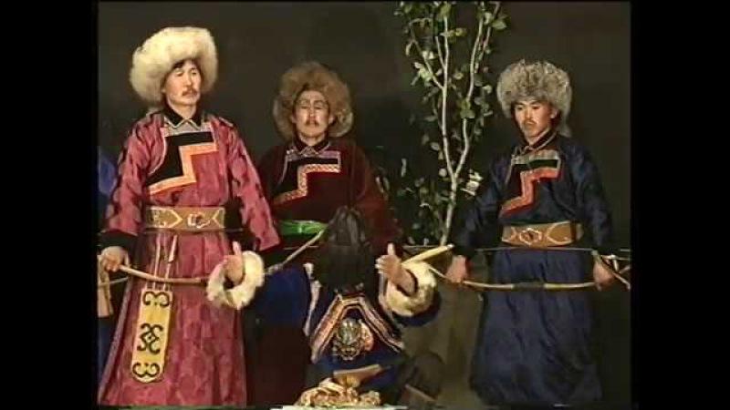 Ехэ удаган Абжаа Зуткулейский народный театр, 2002 г
