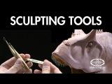 Как лепить Динозавра : Техники инструменты // Скульптура динозавра