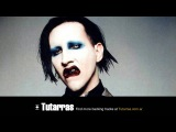 Marilyn Manson - the beautiful people Guitar Backing tracks