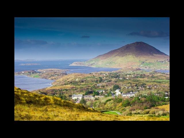Connemara national park, Diamond hill. Национальный парк Коннемара, Алмазный Холм