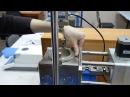 Определение прочностных характеристик песчаного грунта методом одноплоскостного среза