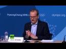 Nach CAS Urteil IOC lässt Olympia Zulassung von 15 Russen prüfen