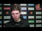 Алексей Бывальцев после матча «Ак Барс» - «Амур» (04.03.18)