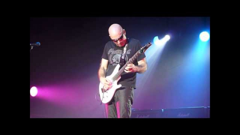 Joe Satriani (G3) - Secret Prayer - Auckland 2012