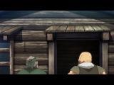 09 Кафе из другого мира  Isekai Shokudou 9 серия AniDub