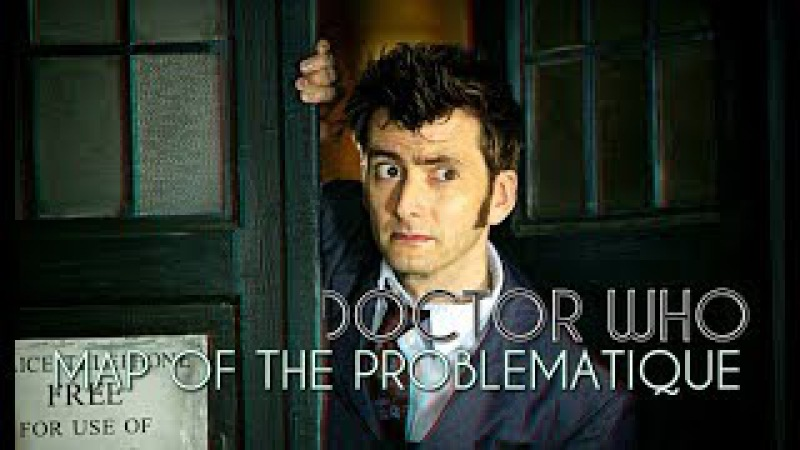 Doctor Who | map of the problematique