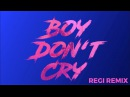 Boy Don't Cry - Regi Remix - Tokio Hotel Official