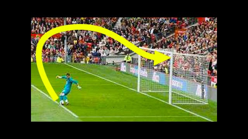 20 Most Stupid Goalkeeper Mistakes In Football - Goalkeeping Fails