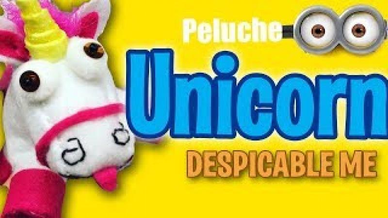 Unicornio Agnes (Mi Villano Favorito) - Agnes unicorn (Despicable Me)