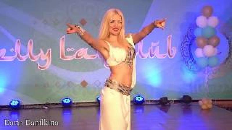 Daria Danilkina Belly Dancer on BLC 2017 (baladi)
