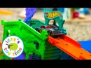 Гамбургерная, дом с привидениями,авто мойка и др в наличии в магазине Cars for Kids Hot Wheels GHOST GARAGE Fast Lane Playset Fun Toy Cars for Kids Pretend Play