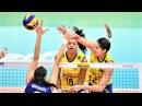 Top 15 Best Diagonal Spike | Women's Volleyball