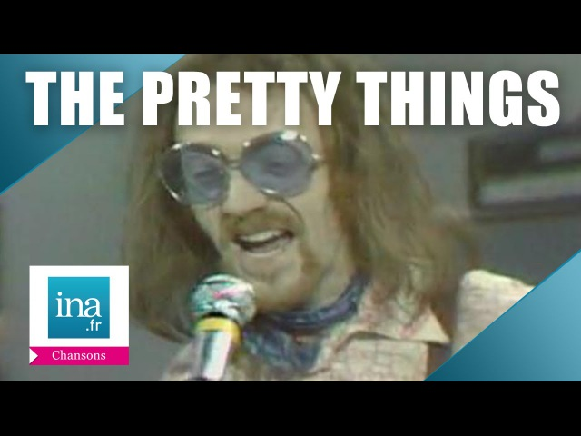 The Pretty Things Baron Saturday live officiel Archive INA