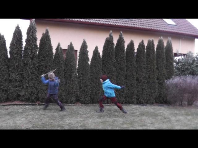 VíMa stick duel