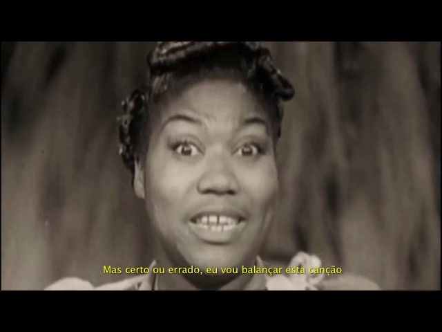 The Godmother of Rock'n'Roll – Sister Rosetta Tharpe