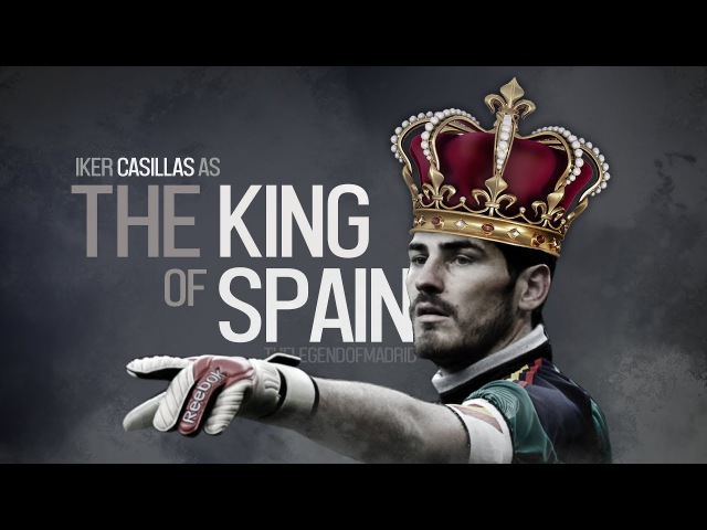 Iker Casillas The King Of Spain UNFORGETTABLE Saves HD 1080p