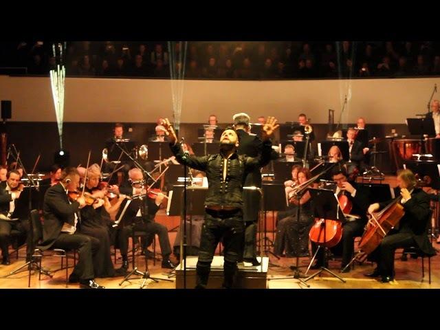 Oomph! Das Weisse Licht with Symphonie Orchestra Zielona Góra GOTHIC MEETS KLASSIK 2017
