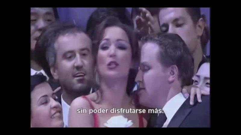 La Traviata Netrebko, Villazón zap 16