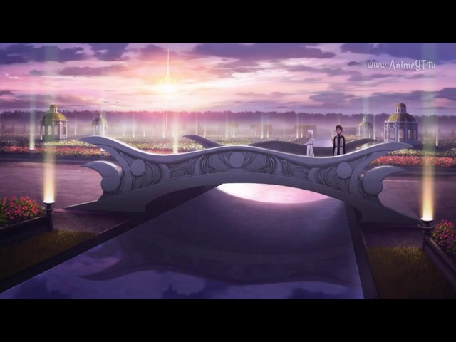 Sword Art Online Ordinal Scale Yuna Song (The First Town)