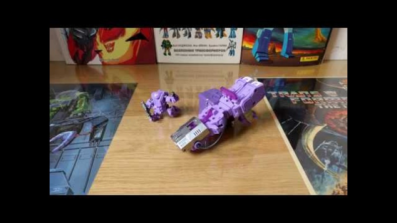 Альтмод ShockWave Mech Fans Toys MF-35