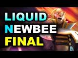LIQUID vs NEWBEE - GRAND FINAL HYPE - ESL ONE GENTING DOTA 2