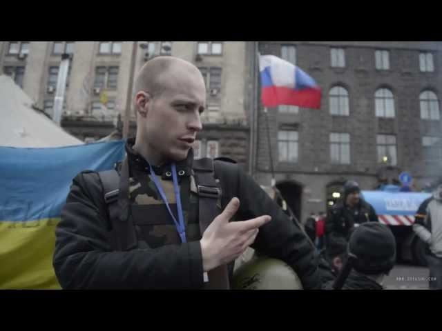 Россияне на Майдане / Russians at Maidan