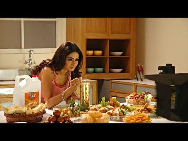 Sridevi Cooking Eating With Shilpa Shetty Rohit Karan Johor