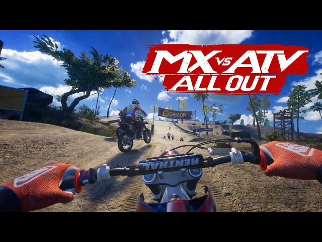 MX vs ATV All Out - Gameplay Trailer
