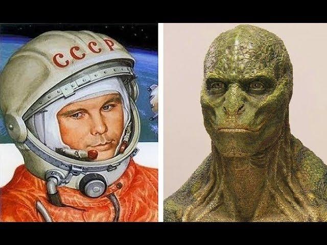 Невероятно! Гагарин вступал в контакт с инопланетянами и докладывал об этом руководству