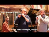 E.Magalif TARANTELLA Two Piccolos J.-L. Beaumadier &amp P. Verhoyen