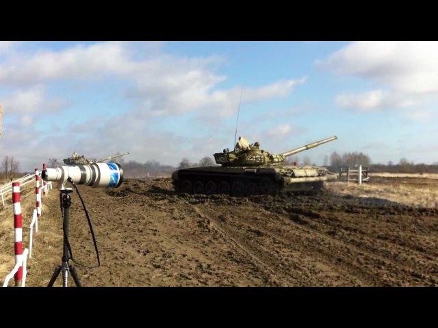 13.03.2012 - Контрольные стрельбы штатным снарядом