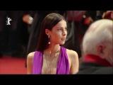 Lena Meyer-Landrut auf dem roten Teppich der 68. Berlinale 2018