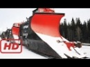 AmazingToday2017 Awesome Powerful Snow Plow Train Blower Through Deep Snow railway tracks Full HD