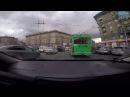 Со стороны аэропорта Северный в направлении метро Гагаринская