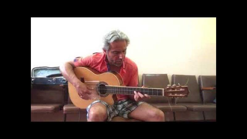 КИШ Камнем по голове guitar cover Garri Pat