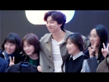 공유 Gong Yoo _ 팬들과 사진, 끝인사, closing _ 팬사인회 _ 스타필드 고양