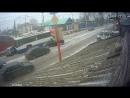 В Башкирии троллейбус попал в ДТП – Пассажир пролетел через весь салон